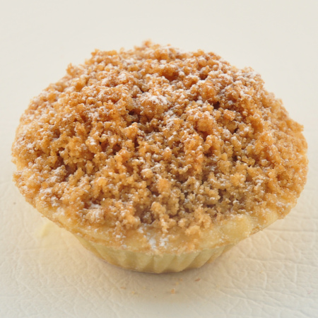 Mini Apple Crumble