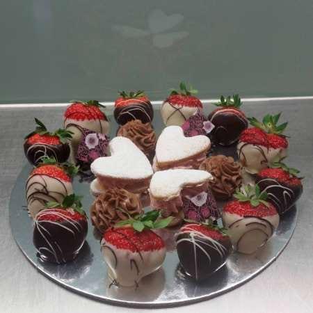 Cakes Valentines Day Desserts