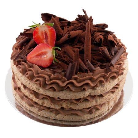 Chocolate Hazelnut Meringue Gluten Free