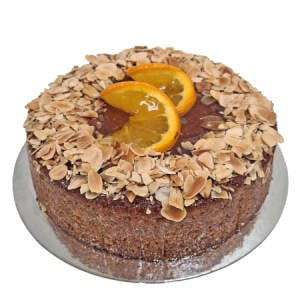 orange almond gluten free